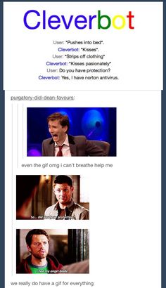 David Tennant AND a Supernatural gif. This is beautiful.<--- I couldn't pin fast enough!
