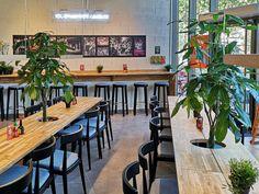Enseignes Woko Bordeaux Restaurant, Fabricant, Lyon, Bordeaux, Conference Room, Table, Furniture, Home Decor, Illuminated Signs