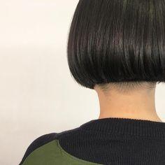 #ヘアスタイル #ミニボブ#刈り上げ#襟足はいらない #ボブヘア#ヘアカット#ワカメちゃん#アニメ#大阪#梅田#美容師#きのこ#haircut#mini#bobhaircut#shortbob#minimum#hairstyle#cute#Anime#simple#osaka#umeda#hairdresser#eminobeoka