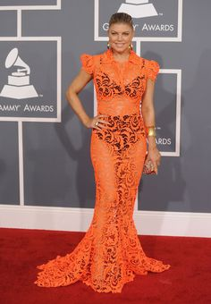 Grammy style: The most scandalous looks of yesteryear