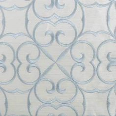 My Fabric Connection - Duralee Fabric 32659 277 Baby Blue, $68.98…
