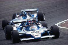 n°26 Jacques Laffite Ligier JS11 - GP d'Argentine 1979