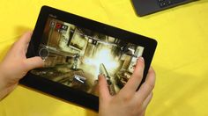 ASUS Transformer Pad TF701: Tegra 4-Tablet Gaming Test (+playlist)