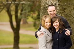 A Family of 3 – Family Portraits Family Portrait Poses, Family Picture Poses, Family Portrait Photography, Family Photo Sessions, Family Posing, Family Photographer, Adult Family Photos, Family Of 3, Fall Family Photos