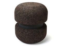 Cork stool Macaron Collection by Haymann | design Toni Grilo