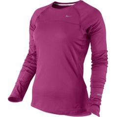 Nike Women's Dri-FIT Miler Long Sleeve Running Shirt
