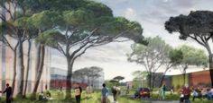 le projet de l'architecte Kees Christiaanse retenu pour l'urbanisation du quartier de la nouvelle gare