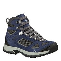 Vasque Womens Breeze III Hiking Boot Crown Blue  Stone Blue 10 CD US >>> Want additional info? Click on the image.