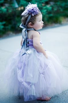 Oh dear...I really want to make this!! This Tutu and Satin top with lace up back comes from BellaBeanCouture an Etsy shop.