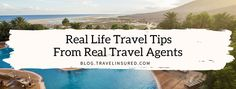 We wanted to reach out to some real life travel agents and hear a few of their best-kept secrets and tips regarding all things travel. We've separated it out into three categories including overall travel, millennial travel, and luxury travel, so that you would be able to learn a thing or two no matter what type of trip you are embarking on next!