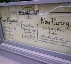beeracademy_openingsign