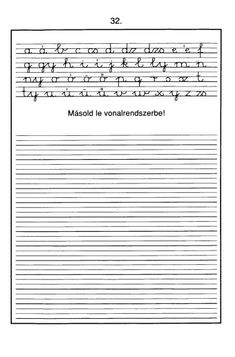 Írogató - kisferenc.qwqw.hu Dysgraphia, Creative Teaching, Special Education, Kids Learning, Grammar, Worksheets, Activities For Kids, Sheet Music, Literature