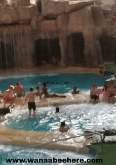 Indoor hydro pool