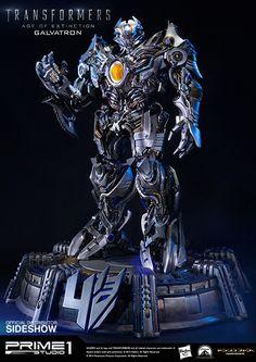Transformers Galvatron Polystone Statue by Prime 1 Studio | Sideshow Collectibles