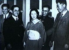 """Sada Abe (阿部 定 Abe Sada?, May 28, 1905 – after 1970) is remembered in Japan for erotically asphyxiating her lover, Kichizo Ishida (石田 吉蔵 Ishida Kichizō?), on May 18, 1936, and then cutting off his penis and testicles and carrying them around with her in her handbag (Source: Wikipedia)."""