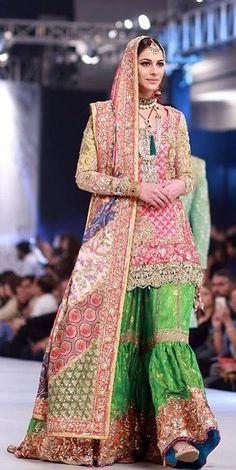 New Pakistani Fashion Coti Style