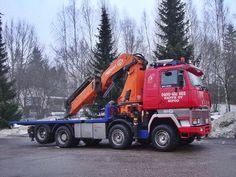 Commercial Vehicle, Classic Trucks, Semi Trucks, Finland, Scandinavian, Party, Rat Rod Trucks, Truck, Trucks