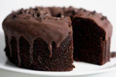 עוגת שוקולד נימוחה- home in style