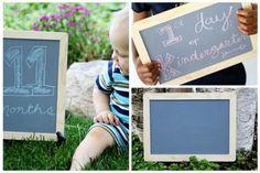"Chalkboards  (Size:  8-3/4"" x 11-3/4"")"