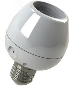 *VOCCA Smart Light is a voice activated bulb adaptor where people just speak to it to turn it on and off. -Courage Kenny Rehabilitation Institute