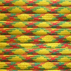"On Friday, we held our closest #ParacordBattle yet! It resulted in a victory for ""Rasta"" cord, which will now be available at the price of $5.50/100 ft. Go here to get this deal: http://www.paracordplanet.com/550-Type-III-Paracord--Rasta--100_p_3135.html"