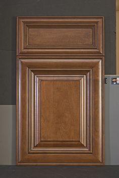 Fabuwood Cabinetry Wellington Door Style Cinnamon Glaze