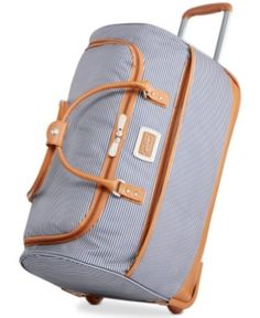 """I'm learning all about Jessica Simpson Breton 22"""" Rolling Duffel at @Influenster!"""