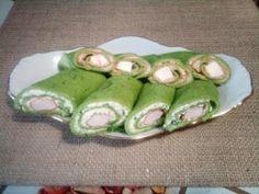 Зелёные рулетики со шпинатом - YouTube Ethnic Recipes, Youtube, Food, Essen, Meals, Youtubers, Yemek, Youtube Movies, Eten
