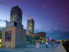Port Olimpic, Barcelona.