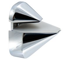 Buy online - high-quality decorative shelf brackets for floating glass and wood shelving, in a variety of finishes. Use in shower area, corners, and more. Glass Display Shelves, Glass Shelves In Bathroom, Shelves Above Toilet, Floating Glass Shelves, Shower Shelves, Open Shelves, Decorative Shelf Brackets, Glass Shelf Brackets