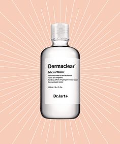 Dr Jart Dermaclear Micro Milk Peel Exfoliating Review | Even those with sensitive skin will love this moisturizing exfoliant from Dr. Jart. #refinery29 http://www.refinery29.com/2016/09/123821/dr-jart-dermaclear-micro-peel-review