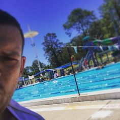#amazing day in #Brisbane so time to swim some laps