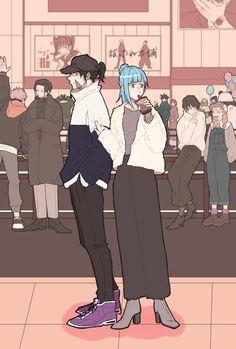 Anime Manga, Anime Guys, Anime Art, Manga Characters, Fictional Characters, My Hero Academia Shouto, Fandoms, Kenma, Neon Genesis Evangelion