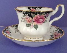royal albert teacups on Etsy, a global handmade and vintage marketplace.