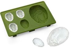 Ice Cube Tray makes ice in the Shape of Alien Eggs