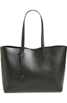 93a998be6b Saint Laurent  Shopping  Leather Tote available at  Nordstrom Shopping  Totes