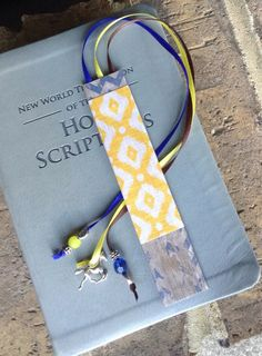 Bible Bookmark for New World Translation by PaperCraftsbyLaura