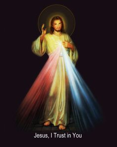 Jesus Divine Mercy English 3 Digital DIY Images 8x10, 5x7, & 4x6 Digital Printable Pictures by GabbyDreams on Etsy