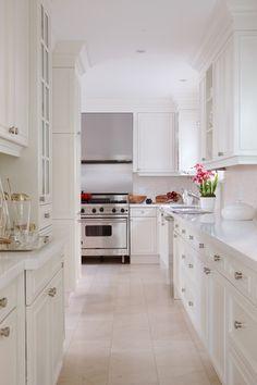 Anne Hepfer - Toronto - Canada - Interior Designer - Dering Hall - Kitchen - Minimal - White