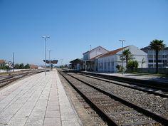 Estação de  Leiria | Flickr