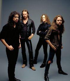 Metallica.not a huge fan, like acouple of their songs
