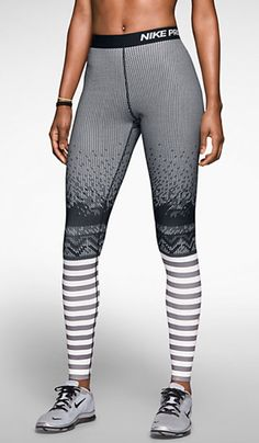 The best winter workout clothing includes Nike Pro Hyperwarm Training Tights and 8 more of my favorites!