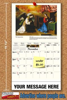 2021 Catholic Art Wall Calendars low as Fundraise for your Church or School. Promote your Business in the homes and offices of people in your area every day! Catholic Art, Promote Your Business, Your Message, Fundraising, The Neighbourhood, Investing, Parents, Calendar, The Unit