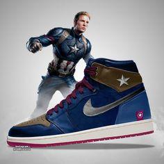 Marvel Studios' Avengers: Endgame (With Bonus) Dr Shoes, Nike Air Shoes, Hype Shoes, Nike Air Jordans, Sneakers Nike, Nike Socks, Ankle Shoes, Marvel Shoes, Marvel Clothes