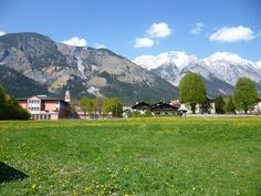 Absam, Tyrol, Austria - in Springtime by Josef Lex, so beautiful!