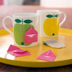 Detalle para el té