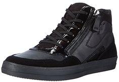 Tamaris 26288, Damen Hohe Sneakers, Schwarz (Black 001), 37 EU (4 Damen UK) auf Stylelounge.de