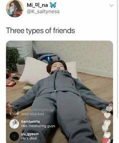 He's died- youngjae jackson bambam yugyeom Memes Humor, Bts Memes, Funny Kpop Memes, Funny Relatable Memes, K Pop Memes, Got7 Meme, Got7 Funny, Hilarious, Yugyeom