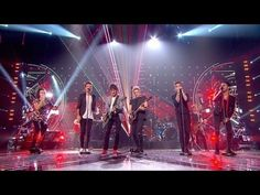 """▶ One Direction """"Where Do Broken Hearts Go"""" - One Direction & Ronnie Wood X Factor UK - YouTube"""