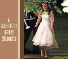 Natalie Portman's Vegan Wedding